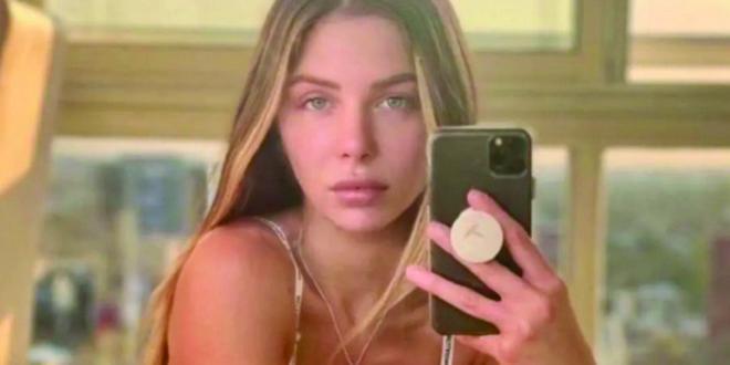 Romina Malaspina volvió a sorprender a sus seguidores a través de las redes sociales.