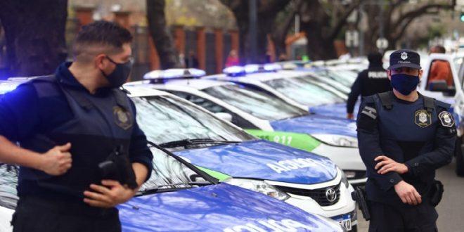 Efectivos de la Policía Bonaerense rechazaron reunirse con Alberto Fernández