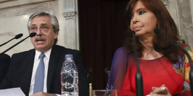 El chavismo acusó a Alberto Fernández de traicionar a Cristina Kirchner por condenar a Venezuela en la ONU