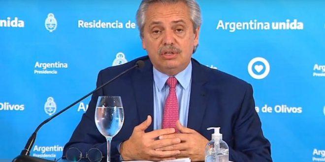 Alberto Fernández definió la continuidad de una cuarentena estricta en ocho provincias