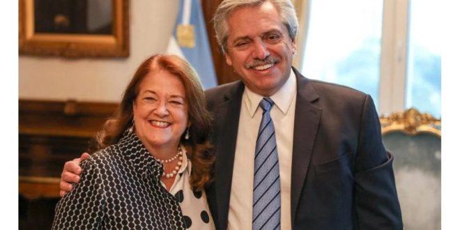 Alicia Castro renunció a la embajada en Rusia luego del voto del Gobierno en contra de Maduro