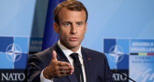 Macron le pide a los franceses que se preparen para vivir con el virus al menos hasta mediados de 2021