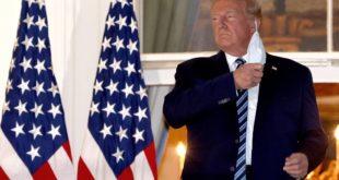 Trump no tiene síntomas de coronavirus y ya generó los anticuerpos