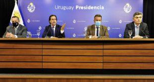 Uruguay cerrará sus fronteras durante el verano 2021