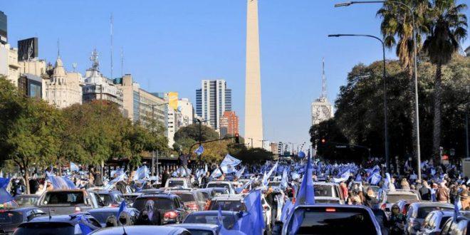 #12O Una nueva marcha contra el Gobierno