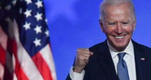 Joe Biden es el nuevo presidente de los Estados Unidos