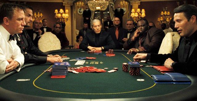 Las películas de casino más famosas, una lista de pinturas, sus tramas