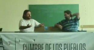 """Video de Juan Grabois: """"Cuando peleamos, peleamos por plata, no es para hacer la revolución"""""""
