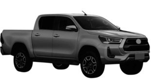 Toyota publicó el diseño oficial que tendrá la nueva Hilux fabricada en Argentina