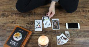 ¿Cuál es la mejor manera de recibir la lectura del tarot?
