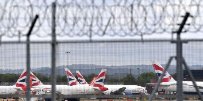 Suspenderán los vuelos con Gran Bretaña por la aparición de la nueva cepa de Coronavirus