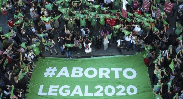 El aborto es legal en Argentina