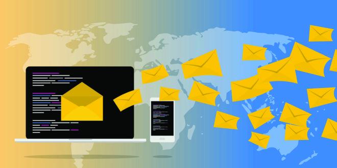 Tools de marketing digital: email marketing software