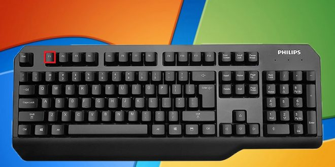 Combinaciones de teclas y funciones basicas del teclado de la computadora