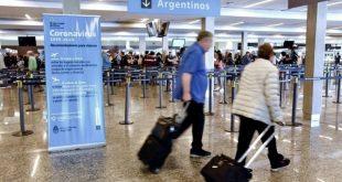 A partir del sábado se cierran las fronteras con Brasil, Chile y México