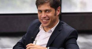 Axel Kicillof: La Provincia acompaña y adhiere las medidas de restricción