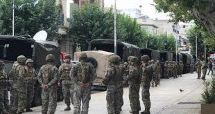Por primera vez, el Ejército Argentino acompañará a las fuerzas federales a controlar las restricciones