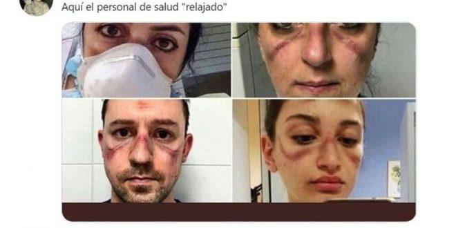 #Relajadoslaspelotas: médicos furiosos por el insólito ataque del Presidente al personal de salud