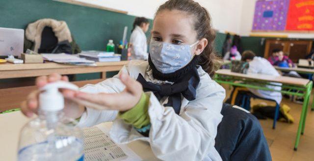 Sociedad Argentina de Pediatría y Unicef aseguran que ir a la escuela es seguro
