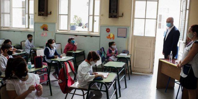 La Cámara de Apelaciones porteña ordenó a la ciudad de Buenos Aires que garantice las clases presenciales
