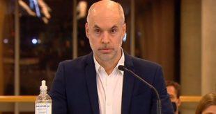 El gobierno porteño analiza no aceptar algunas de las nuevas restricciones que anunciará Alberto Fernández