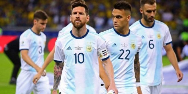 Argentina en las eliminatorias Sudamericanas