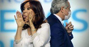 Cristina no espera ya un triunfo el 14 de noviembre sino evitar una catástrofe electoral que arrase al kirchnerismo y la complique en su situación judicial