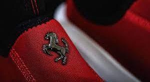 Ferrari y Puma se unen para crear el modelo de zapatillas más genial del mundo